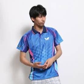 バタフライ Butterfly 卓球シャツ ハイスピア 44510 ブラック
