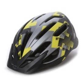 ベル BELL アダルトヘルメット シケイン 7058687 ブラック×イエロー (ブラック×イエロー)