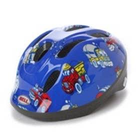 ベル BELL ジュニアヘルメット ズーム 2013876 ブルー (ブルー)