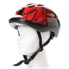 ベル BELL ジュニアヘルメット BH ZOOM2 ズーム2       (レッド×ブラック)