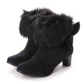 ベリージーン BERRY JEAN ブーツ MDGJW3182BK8126 MDGJW3182BK8126 ブラック 8126 (ブラック)