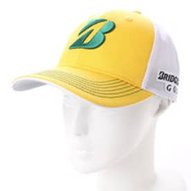ブリヂストン BRIDGESTONE ゴルフキャップ  BSG CPGJ61 CP  (イエロー)