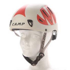 キャラバン Caravan ヘルメット アーマー 5019017 (ホワイトxオレンジ)
