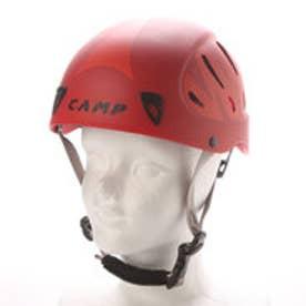 キャラバン Caravan ヘルメット アーマー 5019011 (レッドxオレンジ)