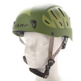 キャラバン Caravan ヘルメット アーマー 5019013 (グリーンxライトグリーン)