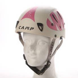 キャラバン Caravan ヘルメット アーマー 5019807 (ホワイトxピンク)