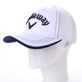キャロウェイゴルフ Callaway Golf ゴルフキャップ  CWGBMC16JMCP  (ホワイト×ネイビー)