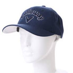 キャロウェイゴルフ Callaway Golf ゴルフキャップ HW CG CAP JACQUARD WMS NVY 16 JM 5216324  (ネイビー)