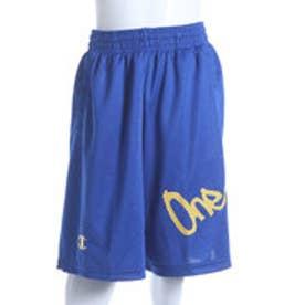 チャンピオン Champion ジュニアバスケットボールパンツ MINI プラクティスパンツ CK-HB502    (ブルー)