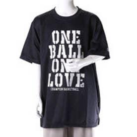 チャンピオン Champion ジュニア バスケットボール 半袖Tシャツ CK-JB308 (ネイビー)