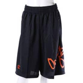 チャンピオン Champion ジュニア バスケットボール ハーフパンツ MINI PRACTICE PANTS CK-HB502 (ネイビー)