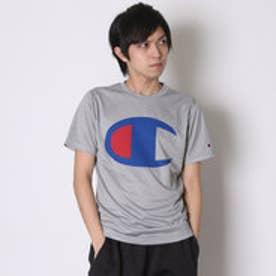 チャンピオン Champion Tシャツ DRYSAVER TEE C3-HS334 (オックスフォードグレー)