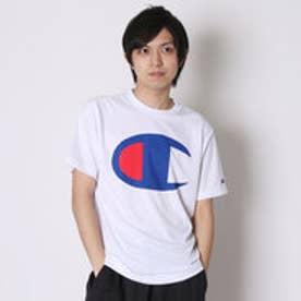 チャンピオン Champion Tシャツ DRYSAVER TEE C3-HS334 (ホワイト)