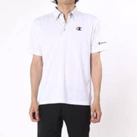 チャンピオン Champion ポロシャツ  CHスC3-HS356  (ホワイト)