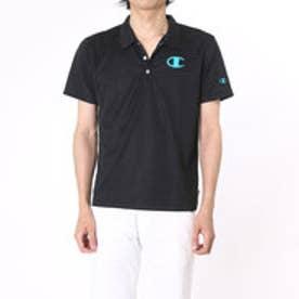 チャンピオン Champion ポロシャツ  CHスC3-HS357  (ブラック)