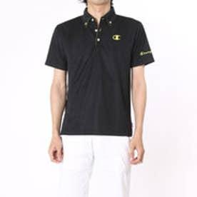 チャンピオン Champion ポロシャツ  CHスC3-HS356  (ブラック)