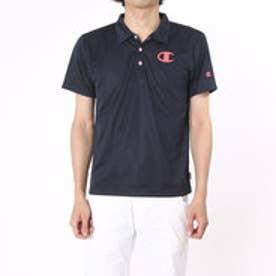 チャンピオン Champion ポロシャツ  CHスC3-HS357  (ネイビー)