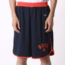 チャンピオン Champion メンズ バスケットボール ハーフパンツ C3-JB505 (ネイビー)