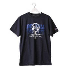 チャンピオン Champion メンズ バスケットボール 半袖Tシャツ C3-JB311 (ネイビー)