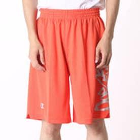 チャンピオン Champion メンズ バスケットボール ハーフパンツ C3-HB502 (バーミリオン)