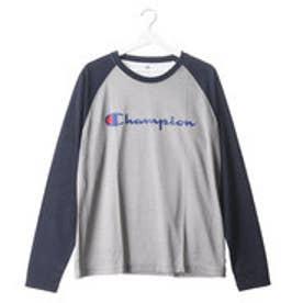 チャンピオン Champion メンズ 長袖機能Tシャツ TEC-LAB LS TEE C3-JS461