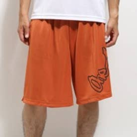 チャンピオン Champion バスケットボールプラクティスパンツ  CBP2504 オレンジ (オレンジBR)