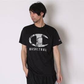 チャンピオン Champion バスケットボールTシャツ DRYSAVER TEE C3-HB304    (ブラック)