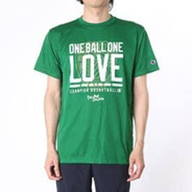 チャンピオン Champion バスケットボールTシャツ プラクティス TEE C3-HB302    (グリーン)
