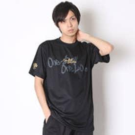 チャンピオン Champion バスケットボールTシャツ プラクティス TEE C3-HB301    (ブラック×ゴールド)