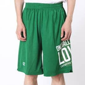 チャンピオン Champion バスケットボールプラクティスパンツ プラクティス PANTS C3-HB503    (グリーン)