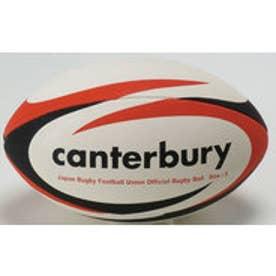 カンタベリー CANTERBURY ラグビーボール AA02685 AA02685  (ブラック)