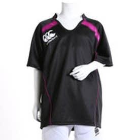 カンタベリー CANTERBURY ラグビープラクティスシャツ RGJ36055 RGJ36055  (ブラック)