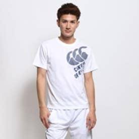 カンタベリー Canterbury ラグビー Tシャツ RA35427 ホワイト