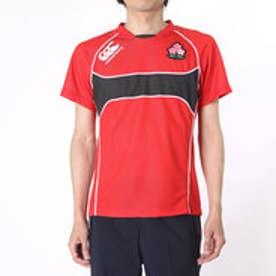 カンタベリー CANTERBURY ラグビープラクティスシャツ JAPAN PRACTICE T-S  R36006J
