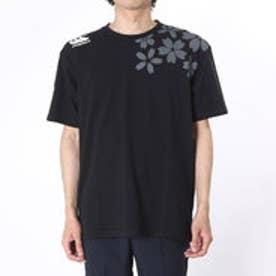 カンタベリー CANTERBURY ラグビープラクティスシャツ JAPAN T-SHIRT  R36400J  (ブラック)