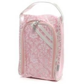 コラッジオ CORAGGIO シューズケース CR?0B2004SC ピンク