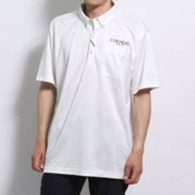 コラッジオ CORAGGIO ゴルフシャツ CR-1H1015B ホワイト