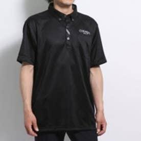コラッジオ CORAGGIO ゴルフシャツ CR-1H1015B ブラック