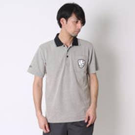 コラッジオ CORAGGIO ゴルフシャツ  CR-1H1006P ブラック (ブラック)
