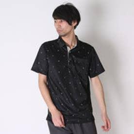 コラッジオ CORAGGIO ゴルフシャツ  CR-1H1036P ブラック (ブラック)
