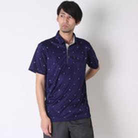 コラッジオ CORAGGIO ゴルフシャツ  CR-1H1036P ネイビー (ネイビー)