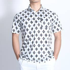 コラッジオ CORAGGIO ゴルフシャツ  CR-1H1026P ホワイト (ホワイト)