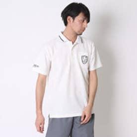 コラッジオ CORAGGIO ゴルフシャツ  CR-1H1006P ホワイト (ホワイト)