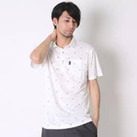 コラッジオ CORAGGIO ゴルフシャツ  CR-1H1036P ホワイト (ホワイト)