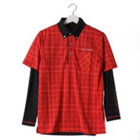 コラッジオ CORAGGIO メンズ ゴルフ 長袖シャツ CR-1L1536RYB