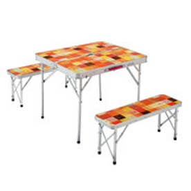 コールマン coleman テーブル ナチュラルモザイクファミリーリビングセットミニプラス 2000026758