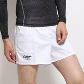 コットン cotton ラグビーパンツ CTP-003WH ホワイト