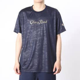 コンバース CONVERSE バスケットボールTシャツ ゴールドシリーズプリントTシャツ CBG261305   (ネイビー)
