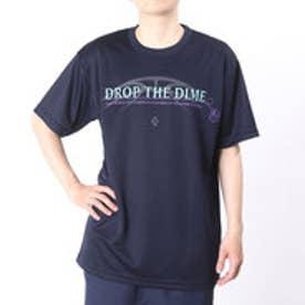 コンバース CONVERSE バスケットボールTシャツ プリントTシャツ CB261314    (ネイビー)