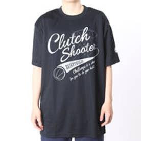 コンバース CONVERSE バスケットボールTシャツ プリントTシャツ CB261310    (ブラック)